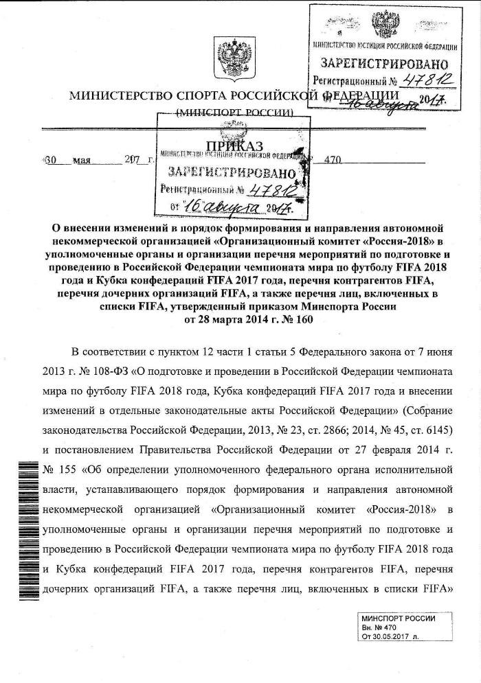 документы на внесение изменений по некоммерческим организациям